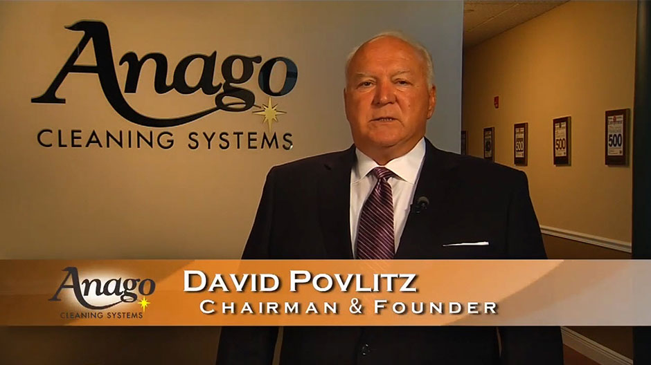 Anago Cleaning Systems Video