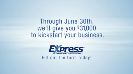 Express Employment Professionals - Staffing Franchise Opportunity Video