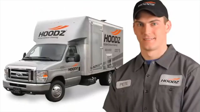 HOODZ - Kitchen Exhaust & Oven Cleaning Video