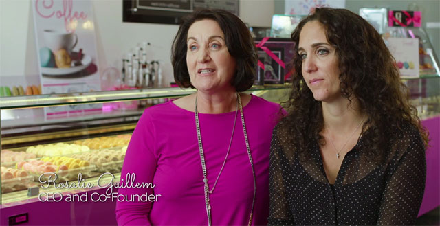 Le Macaron French Pastries Video