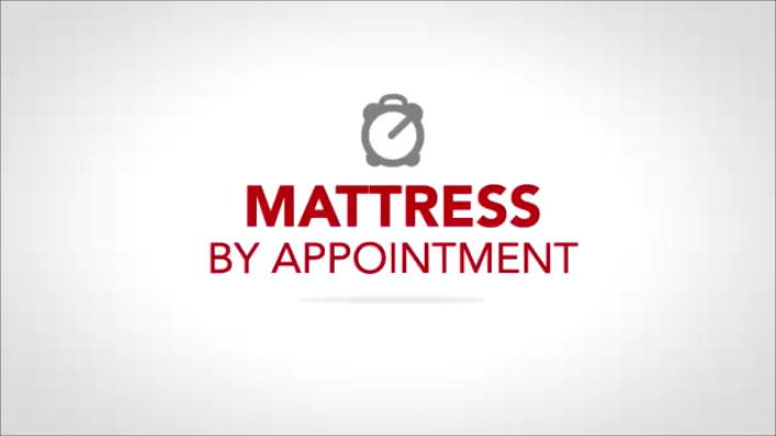 Mattress By Appointment Video