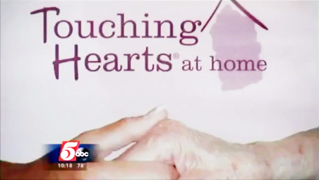 Touching Hearts at Home Video