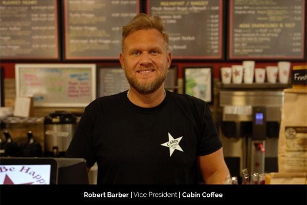 Robert Barber, VP