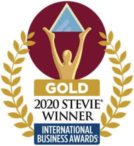 Gold Stevie Award