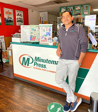Manny Castro - Downey, CA Franchisee
